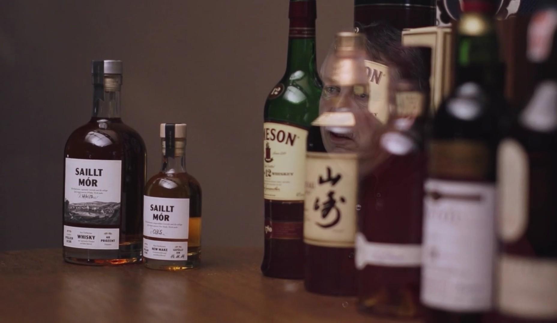 Das Video zum Dürkheimer Whisky hier im Verkauf