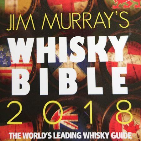 Whisky Bible 2018 – PX Finishing